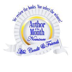 Mrs. Condit & Friends Author of the Month Nominee