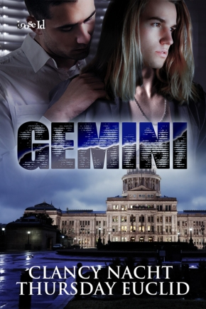 Cover Reveal & Coming Soon: Gemini, out 9/30